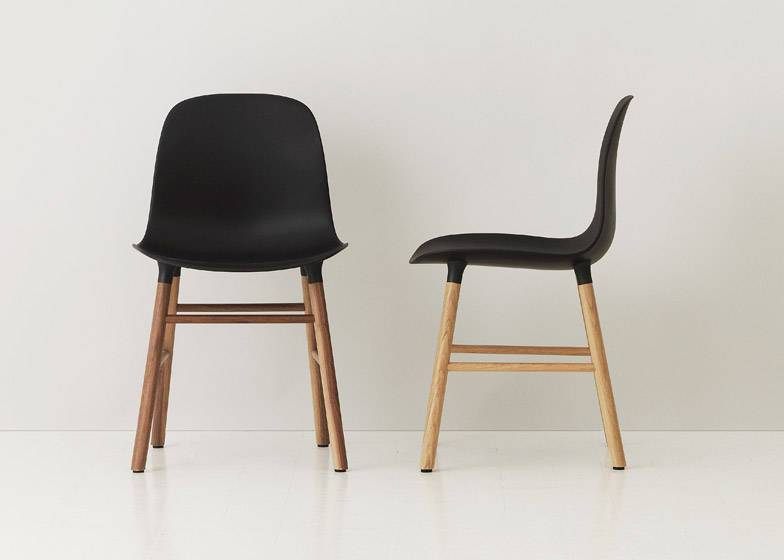 طراحی سه بعدی صندلی