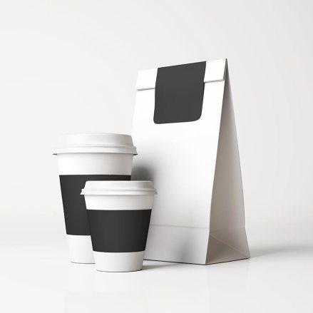 نمونه طراحی چاپ A4